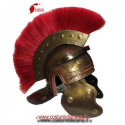 Roman officer's helmet