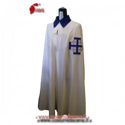 Mantello cerimoniale Cavaliere di Cipro