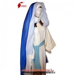 Costume della Vergine Maria