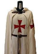 Abbigliamento dei Cavalieri Templari in vendita